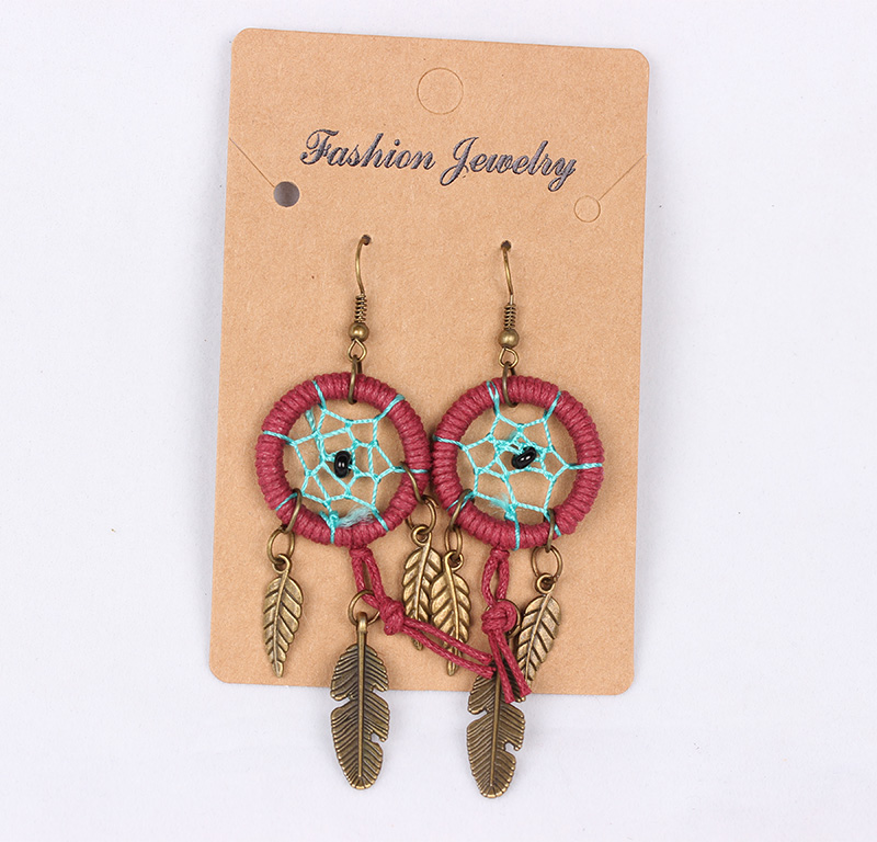 Fantasy Dream Catcher earrings MS8006