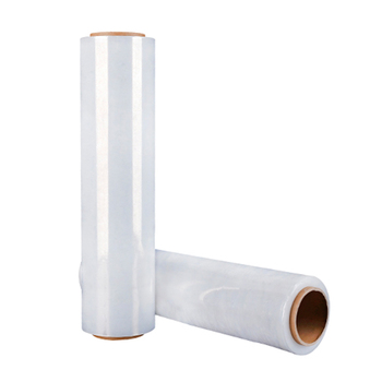 Bestseller Wrap Kunststofffolie Jumbo Roll transparent Stretch