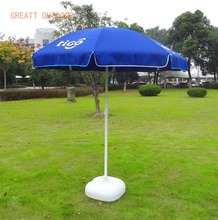 top quality 2017outdoor sunshade beach promotional designer umbrella