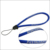 High elastic cord woven logo round hand holder straps for Translation machine