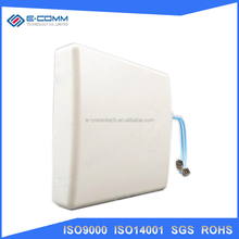 Hot sale 4g lte outdoor panel antenna RG58 cable wlan patch antenna