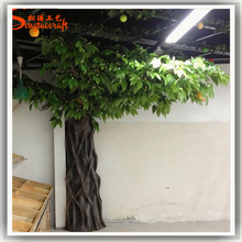 large fiber glass larger artificial decorative autumn tree live ficus trees for decoration
