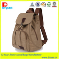 2016 Hot Sell Fashional Canvas School Backpack Bag