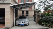 economic customers car park canopy iwth polycarbonate material / water proof car park / tents