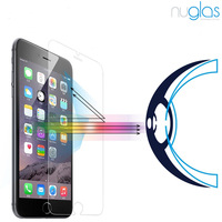 for iPhone 6 Screen Protector, Nuglas Anti Blue Light [Eye Protect] Screen Protector Tempered Glass for iPhone 6 6s