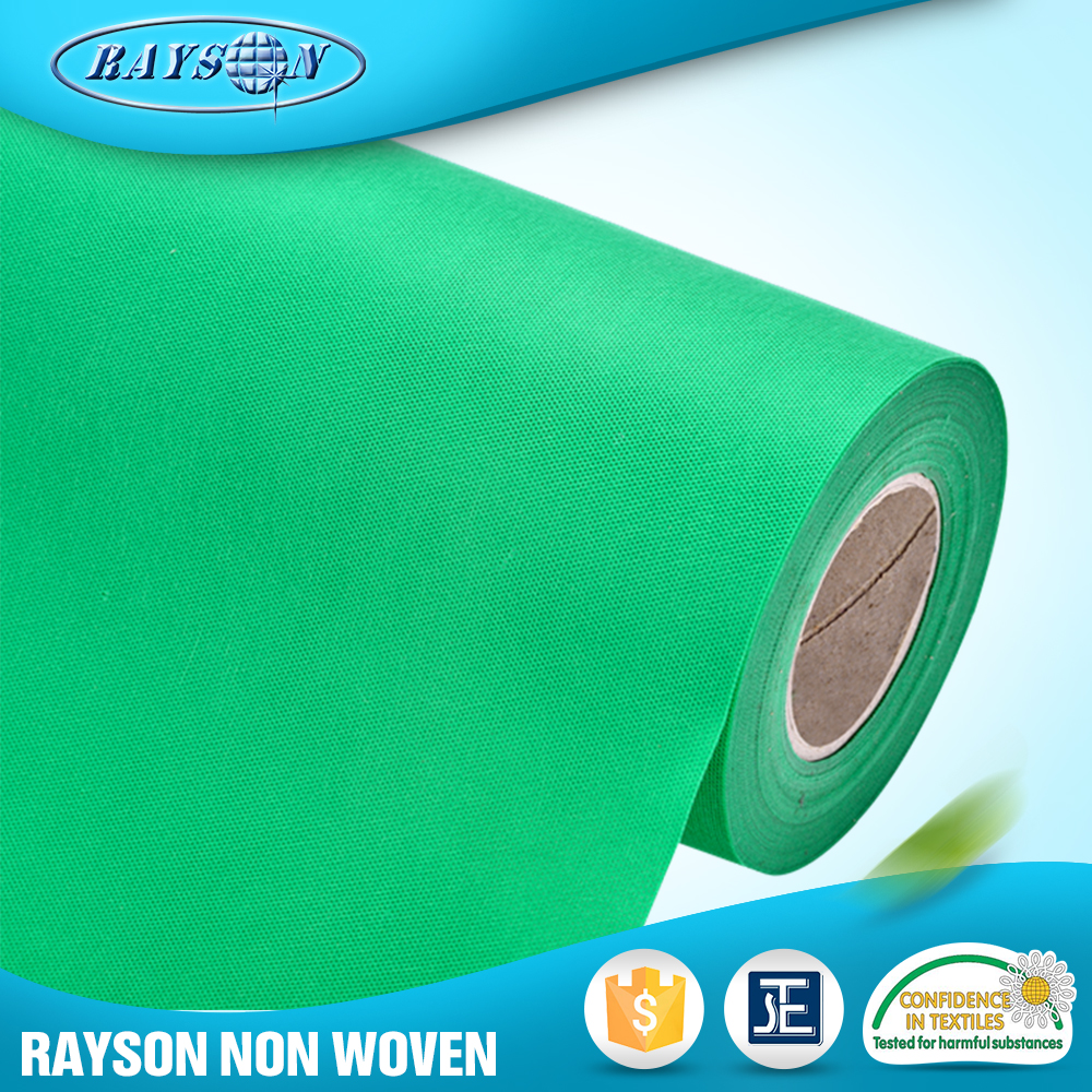 Alibaba New Products Environmental Protection Fiber Pla Nonwoven Fabric
