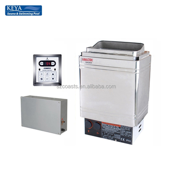CE approved power electric sauna electric heater for sauna room equipment