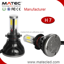 Matec Factory 9-36v 40w H7 Led Headlight For Toyota