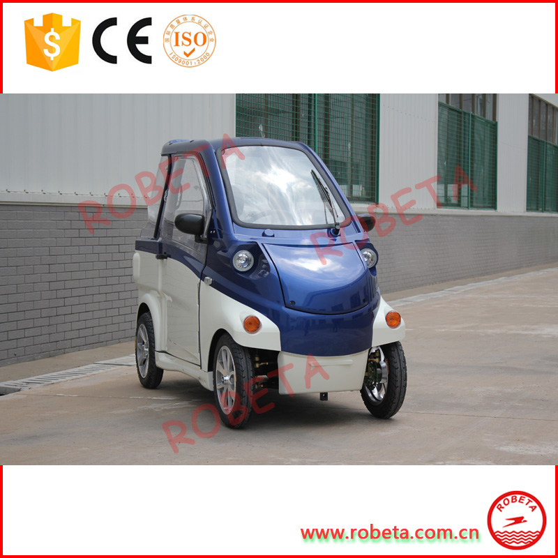 Kangaroo Series handicapped electric cars / electric convertible car