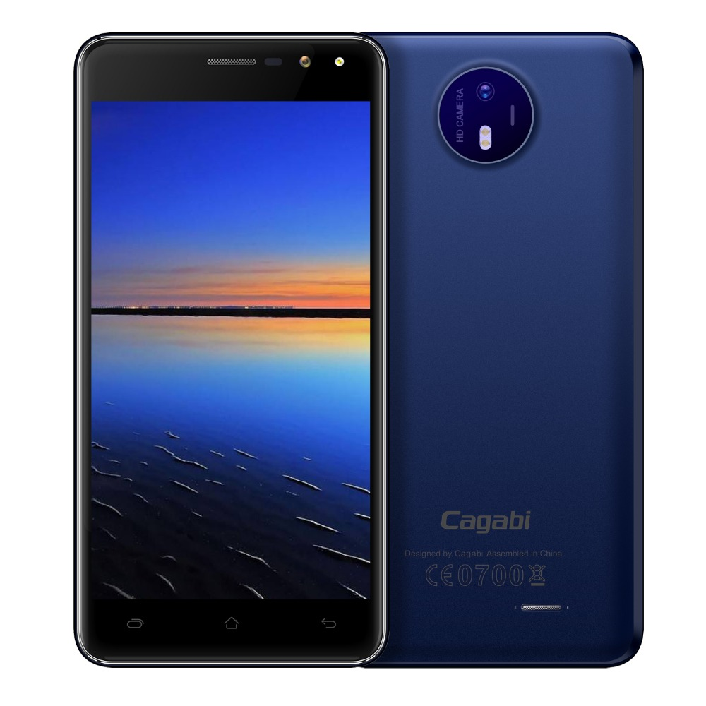 Super Low Cost android smartphone Cagabi one dual sim 5.0 inch RAM1G+ROM8G 2.5D Glass 3G WIFI cheap original cell phones