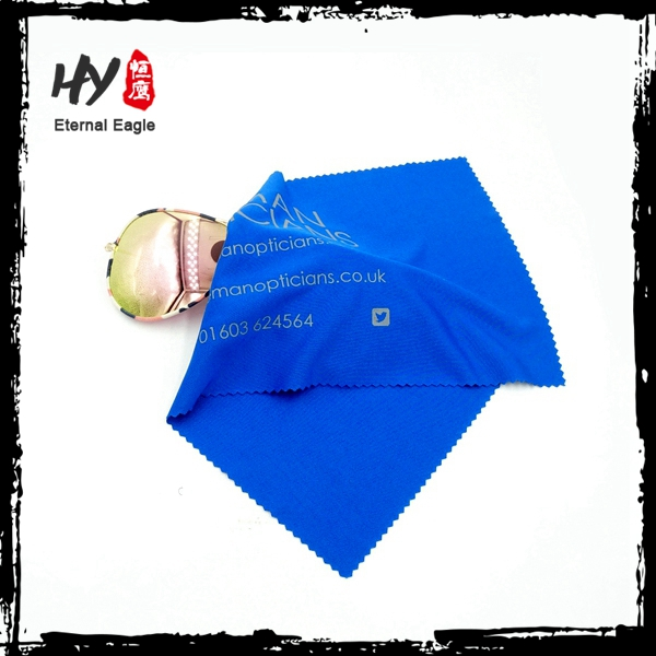 Hot selling microfiber cloth, superfine tv cleaning cloth, Eco-Friendly Feature eyeglass lens cleaning cloth