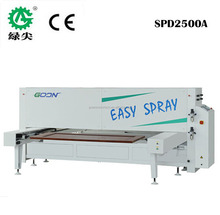 Wooden Door Automatic Painting/wood line painting machine/small spray paint machine