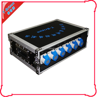 32A 400V 3 Phase Mains Power Distribution Distro Box Stage / Event