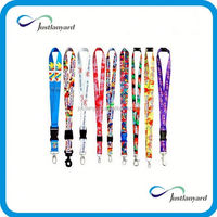 New good quality eco friendly promotional new mp4 lanyard