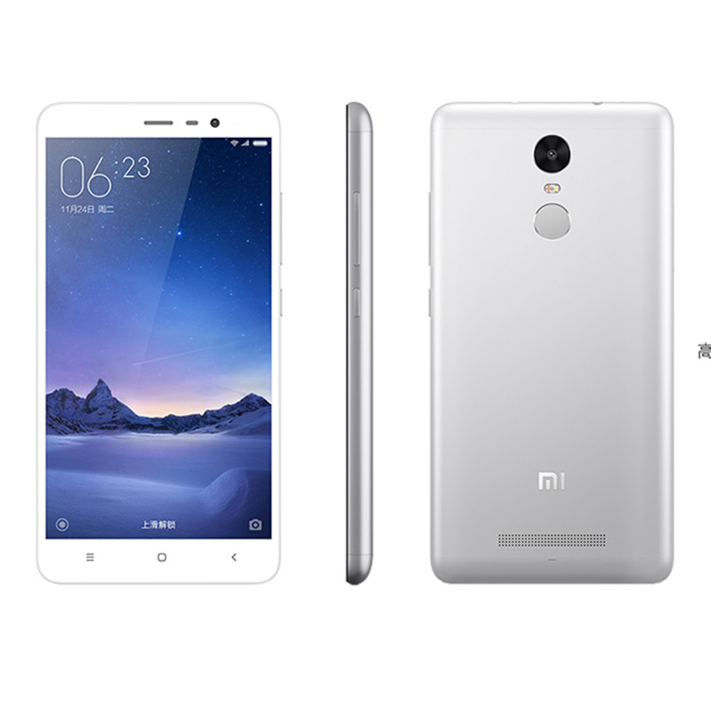 Hdc Xiaomi Redmi Note 3 Red Mi Note3 Dual Sim 4G Lte 2GB 16GB or 3GB 32GB Android 13MP Smartphone Phone