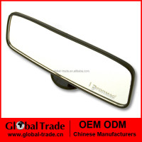 18.5*6.5CM Suction Miorror Rear View Mirror Windscreen Car Cosmetic Flat mirror A0375