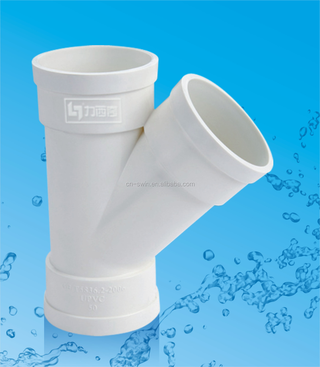 Large diameter pvc pipe cheap pvc pipe pvc pipe fitting for Buy plastic pipe