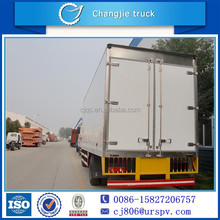 Used Refrigerated Cold Room Van Truck for Fruits
