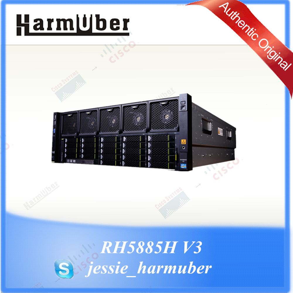 RH5885H V3 Servers, FusionServer RH Series Rack Servers RH5885H V3