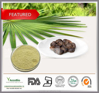 100% Natural Purity Saw Palmetto Extract Powder, Saw Palmetto Fruit Extract whth Fatty Acids 25%
