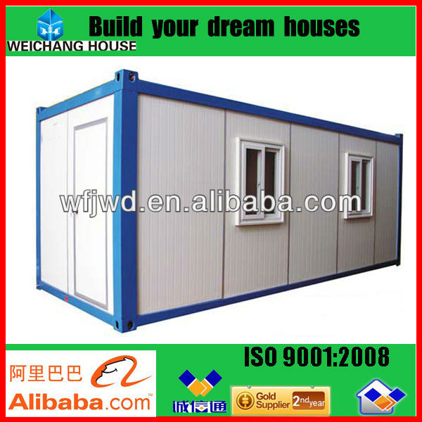 2013 Recyclable Portable Prefabricated Container House