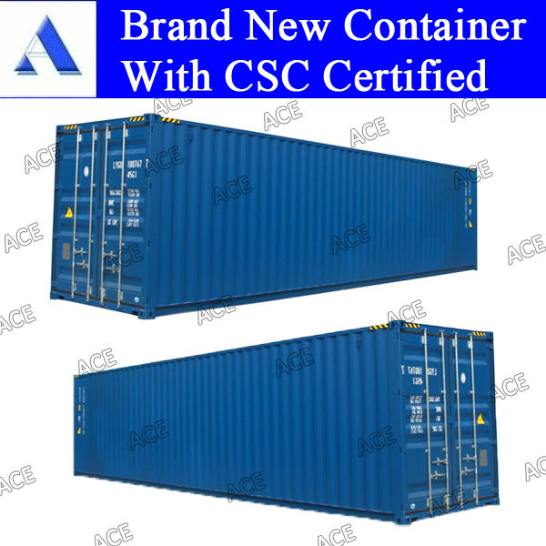 20ft 40ft new shipping containers