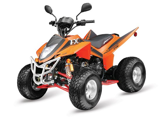 150cc CVT EEC ATV/Quad sports atv (TKA150E)