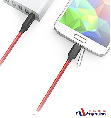 OEM high quality new phone charging micro usb cable