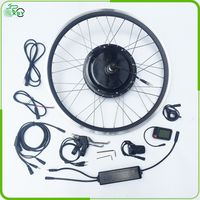 Factory Wholesale Waterproof Electric Bike Kit