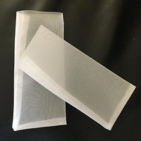 3x5 inch 25 36 75 120 micron nylon rosin wire mesh filter bag (customized)