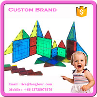 3D happy kids educational games toy