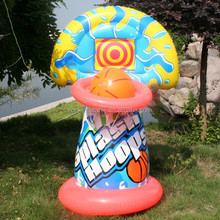 Popular beach swimming pvc blow up inflatable pool toy for kids