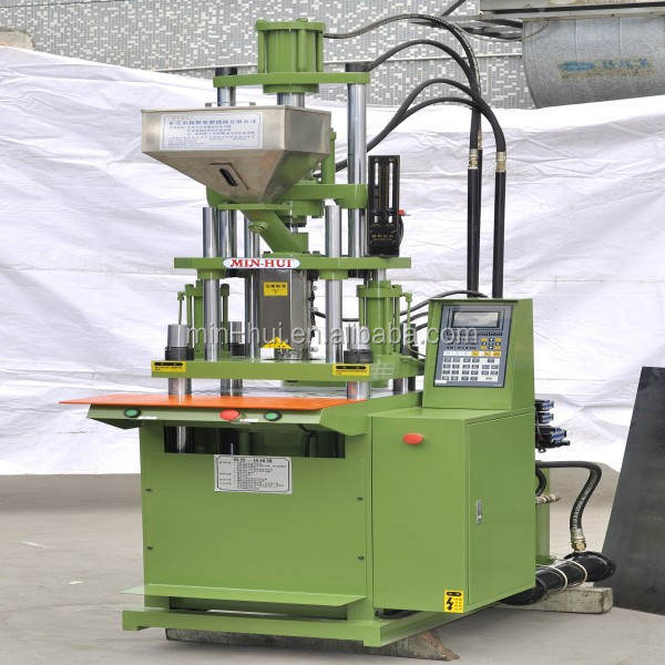 new injection molding machine