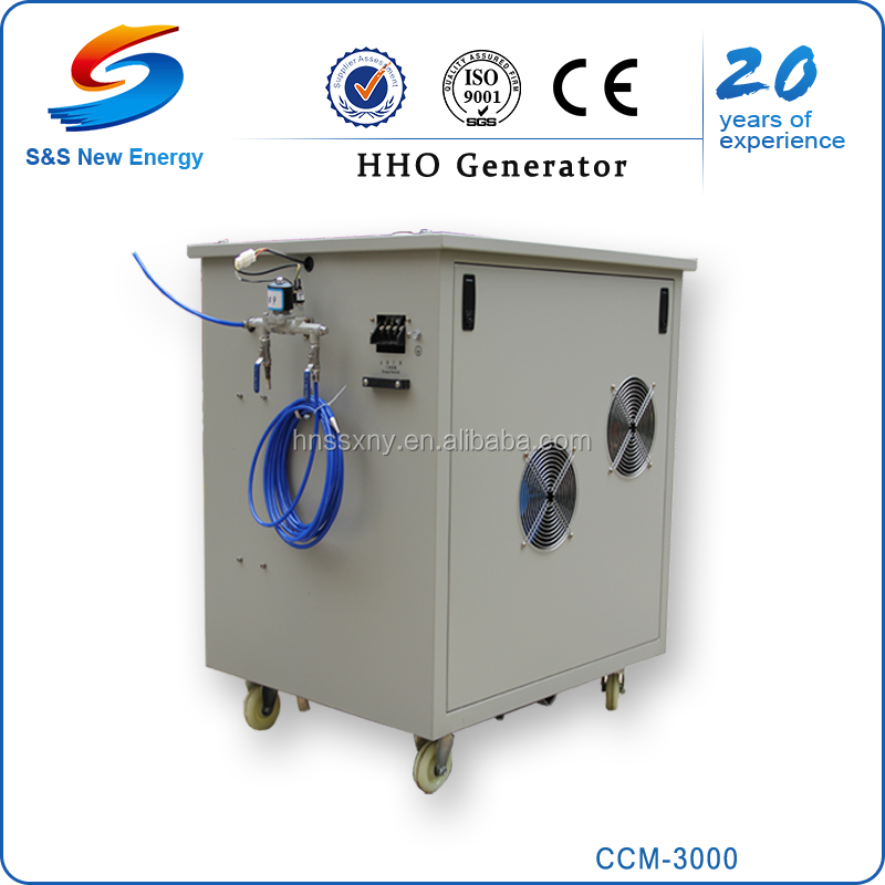Factory price oxy hydrogen generator HHO mobile car wash for sale