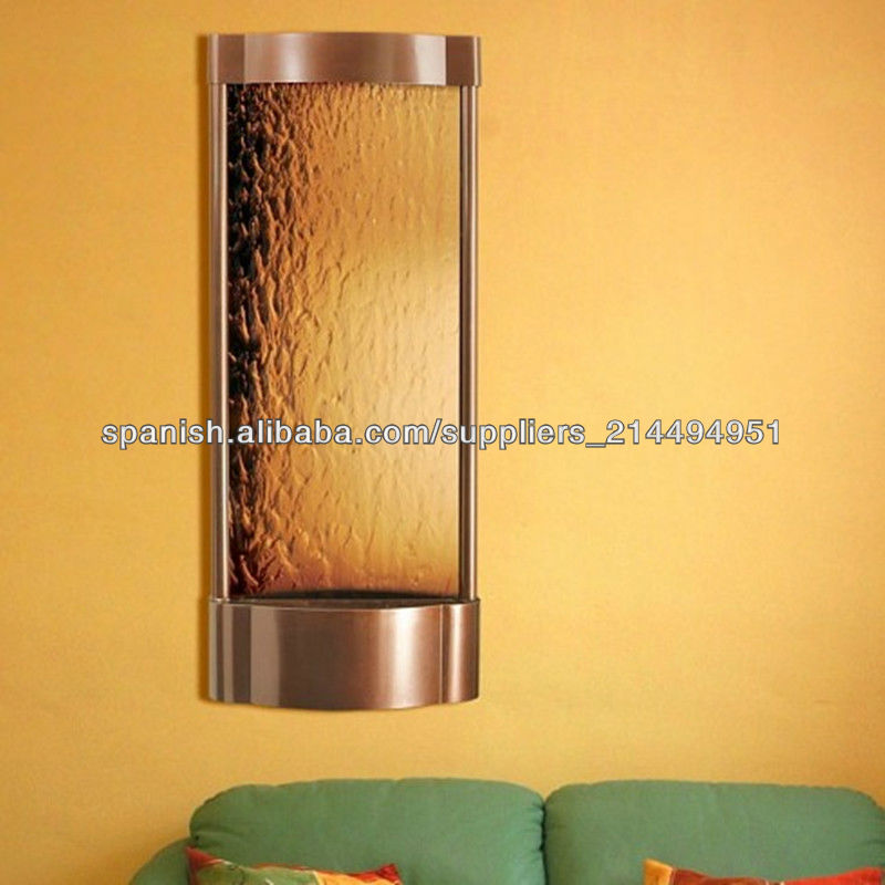 Fuente de pared moderna de la decoraci n del hotel otros - Fuente de pared ...