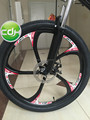 CDHPOWER Magnesium alloy bicycle wheel/wheels for bike/ complete bike wheels