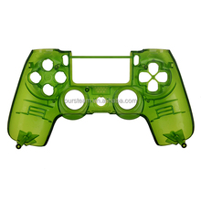 color Transparent Clear Controller Front Housing Shell for PS4 for Playstation 4 Clear Controller shell