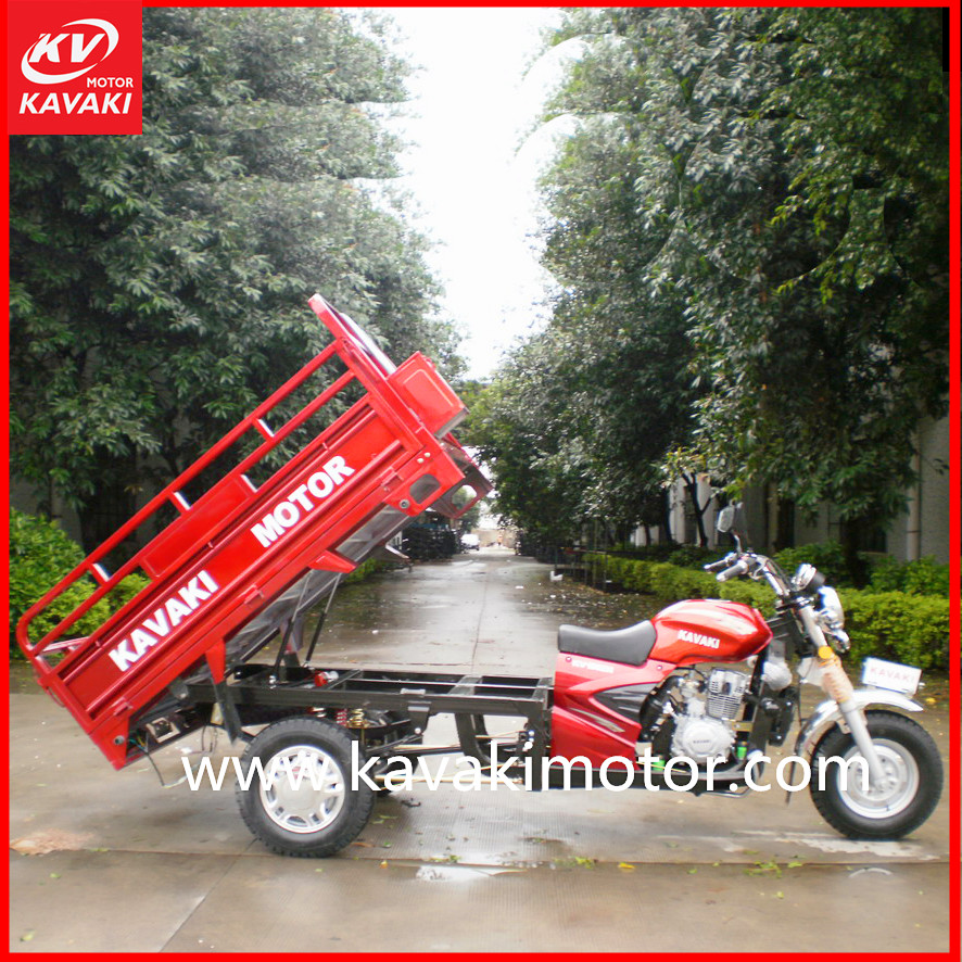 2016 Hot Sales Made In China Factoiry Promotion 3 Wheels Goods Loading Moto