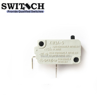 KW3A-05TSW0-Y200-02 Snap Action Micro Switch 5A