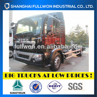 SINOTRUCK HOWO T5G 280PS 4X2 USED TRACTOR HEAD FOR SALE