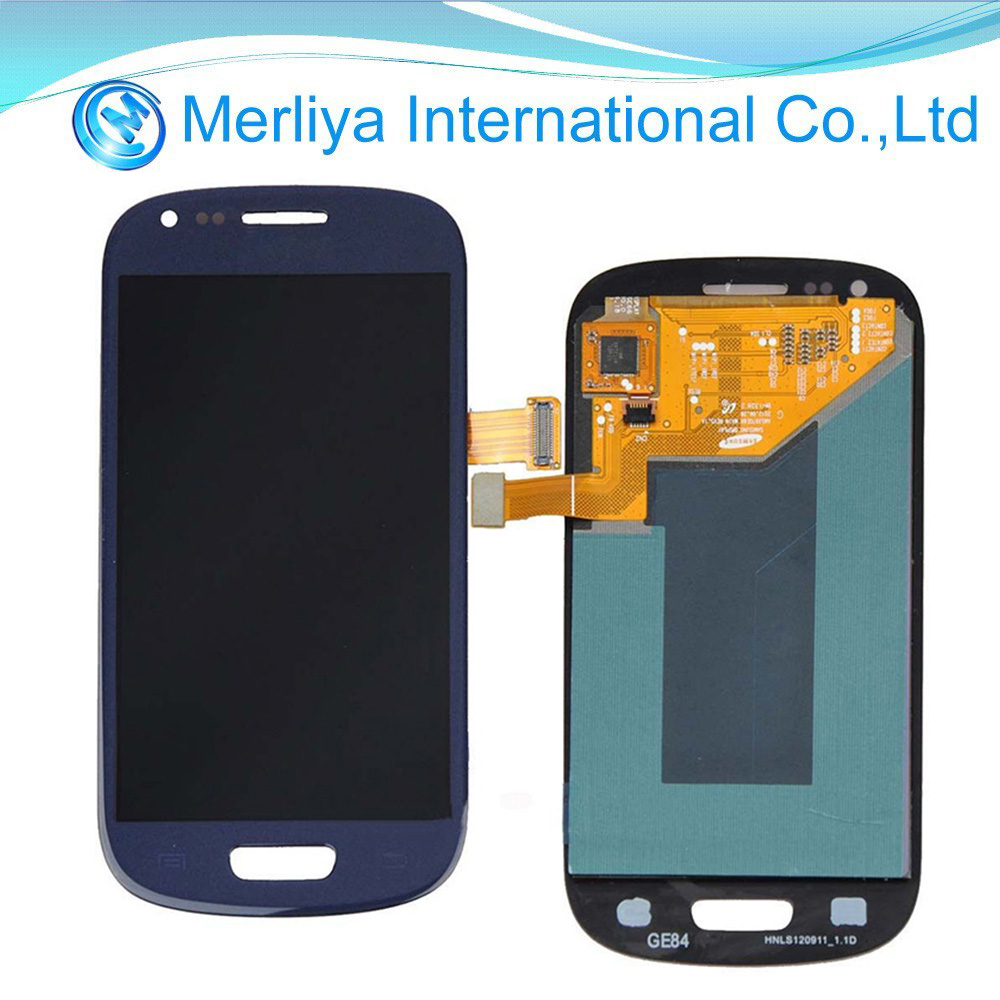 Alibaba china wholesale complete lcd for samsung s3 mini i8190 lcd display with touch screen