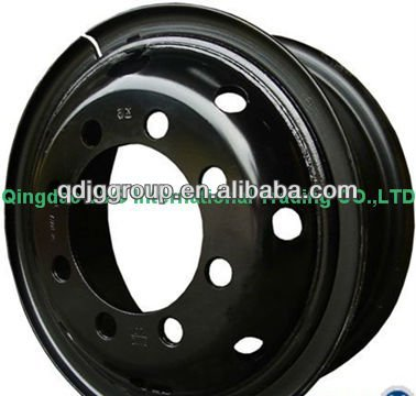 8.00-20 Forklift tyre wheel rim for tire 12.00R20