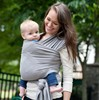 Wholesale new style bamboo baby sling stretch wrap carrier