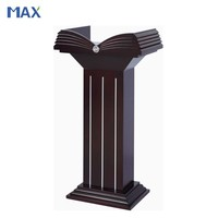 MAX K-030 Wooden Lectern Pulpit/Podium Rostrum/Church Pulpit/Pulpit