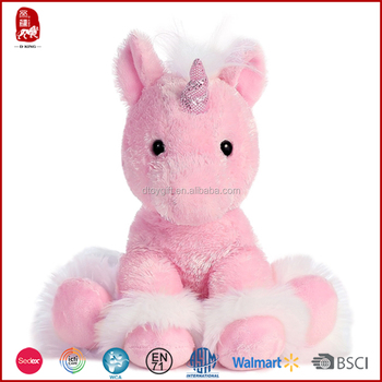 Soft toy unicorn stuffed animal