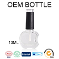 Hollyko China Wholesale10ml OEM soak off uv led uv gel nail polish bottle design