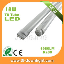 led ltube lamp shenzhen high quality led tube energy saving G13 1.2m 1200mm t8 led tube lamp 18w