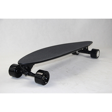 more powerful than boosted electric skateboard long board scooter four wheel battery electric skateboard