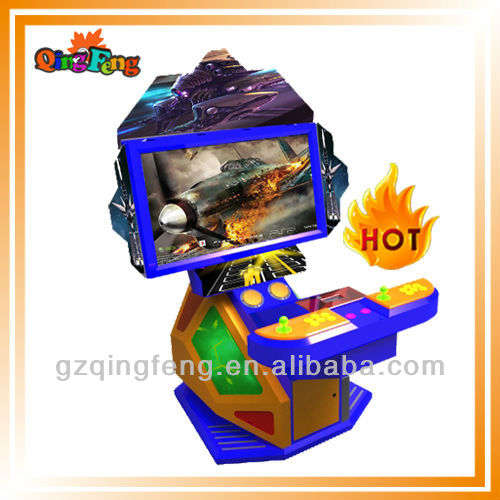 2013 free game Amusement & Electronic WW-QF212-1prize capsules