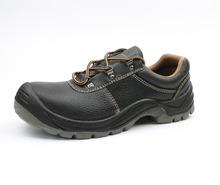Good quality steel toe cap safety shoes/protective footwear pictures